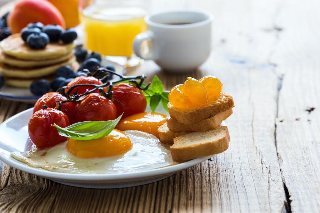 ごはん ダイエット 朝